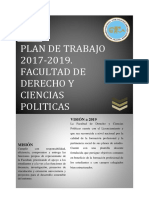 Plan de Trabajo 2017-2019