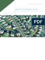 Broadband Applications and Construction Manual
