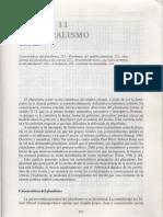 El Pluralismo (Smith, 2007)