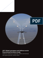 Gx Cip Global Aerospace Defense Financial Performance Study