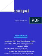Pseudo Gout