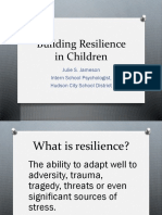 Building Resilience in Children