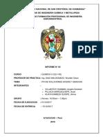 Soluciones Acidas y Basicas Informe 5