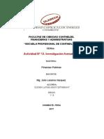 F PUBLIC Actividad N13 Investigación Formativa If