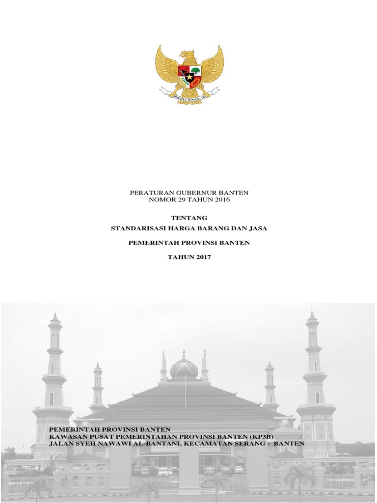 Standar Harga Barang dan Jasa Provinsi Banten 2017 7341fbcd9a