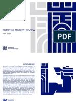 Shipping Market Review May 2015