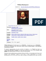 Artigo 366 William Shakespeare