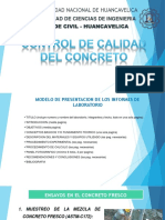 2° laboratorio tecnologia de concreto