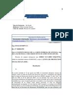 Sentencia 14787-03 Asociaciones Solidaristas y La Cesantía