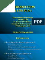 Cap1 Int PLDs