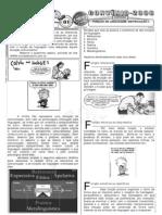Português - Pré-Vestibular Impacto - Figuras de Linguagem - Identificação II