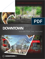 Downtown 2027 Vision for the Future