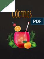 6.0 Cócteles