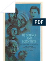 Of Science & Scientists