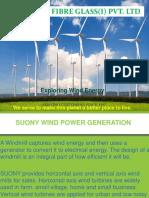 Suony Wind Mill Presentation