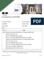 Case Information