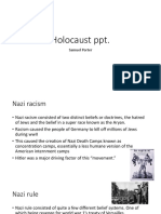 holocaust ppt