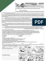 Português - Pré-Vestibular Impacto - Estrutura do Período Simples - Termos Oracionais 11
