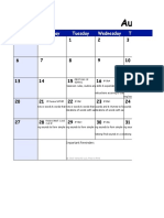 2017-2018 school calendar  1
