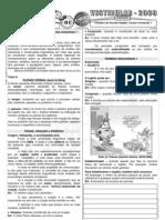 Português - Pré-Vestibular Impacto - Estrutura do Período Simples - Termos Oracionais 07