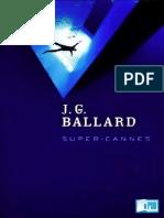 J. G. Ballard - Super-Cannes.epub