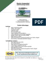 Electrocomposites Brochure by H-J International