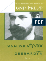 Freud, Sigmund_ Geerardyn, F._ Vijver, Gertrudis Van de-The Pre-psychoanalytic Writings of Sigmund Freud-Karnac (2002)