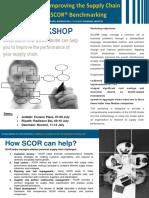 SCM Benchmarking Workshop Middle East Tour 1.01