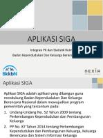 Paparan Aplikasi SIGA_2