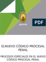 Procesos Especiales en El NCPP OK
