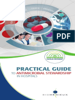 Stewardship Booklet Practical Guide to Antimicrobial Stewardship in Hospitals