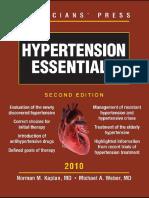 Hypertension Essentia
