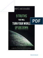 9 Truths That Will Turn Your World Upside Down Nov 2016.Docx