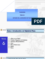2017-02 Tema 07 Tejido Plano - Estudio de La Maquiand de Tejer