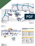 Heathrow T4 Map