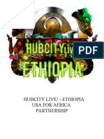 Hubcity Live! - Ethiopia - USA for Africa