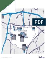 LHR Car Park Map
