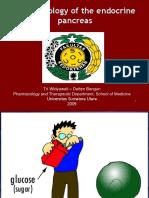 MS.K.40.Pharmacology of Endocrine Pancreas