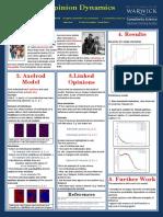 Opinion Dynamics a Woolcock Eccs2010