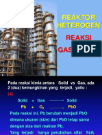 Kuliah Ke 3 Reaktor Heterogen Gas-solid