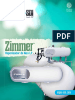 Algas SDI ZIMMER Brochure Spanish Z 0312