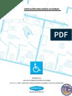 Guía de Planificación de Baños Accesibles - MEGA BIBLIOTECA - MB