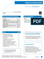 T705 Spanish Installation Manual