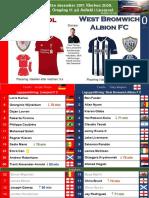 Premier League 171213 round 17 Liverpool - West Bromwich 0-0