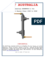 Supplementary Addendum to the GEET Small Engine Plans 10HP to 20 HP