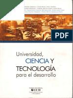 Universidad Ciencia Tecnologia Para El Desarrollo