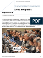 NATO - Topic_ Communications and Public Diplomacy
