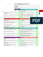 360 Degree Feedback Excel Template