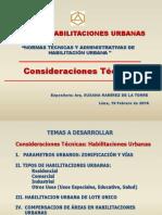 Curso Habilitaciones Urbanas-CAP