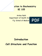 Introduction to Biochemistry USP